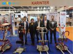 KARINTER EN LA FERIA ORTO MEDICAL CARE 2018