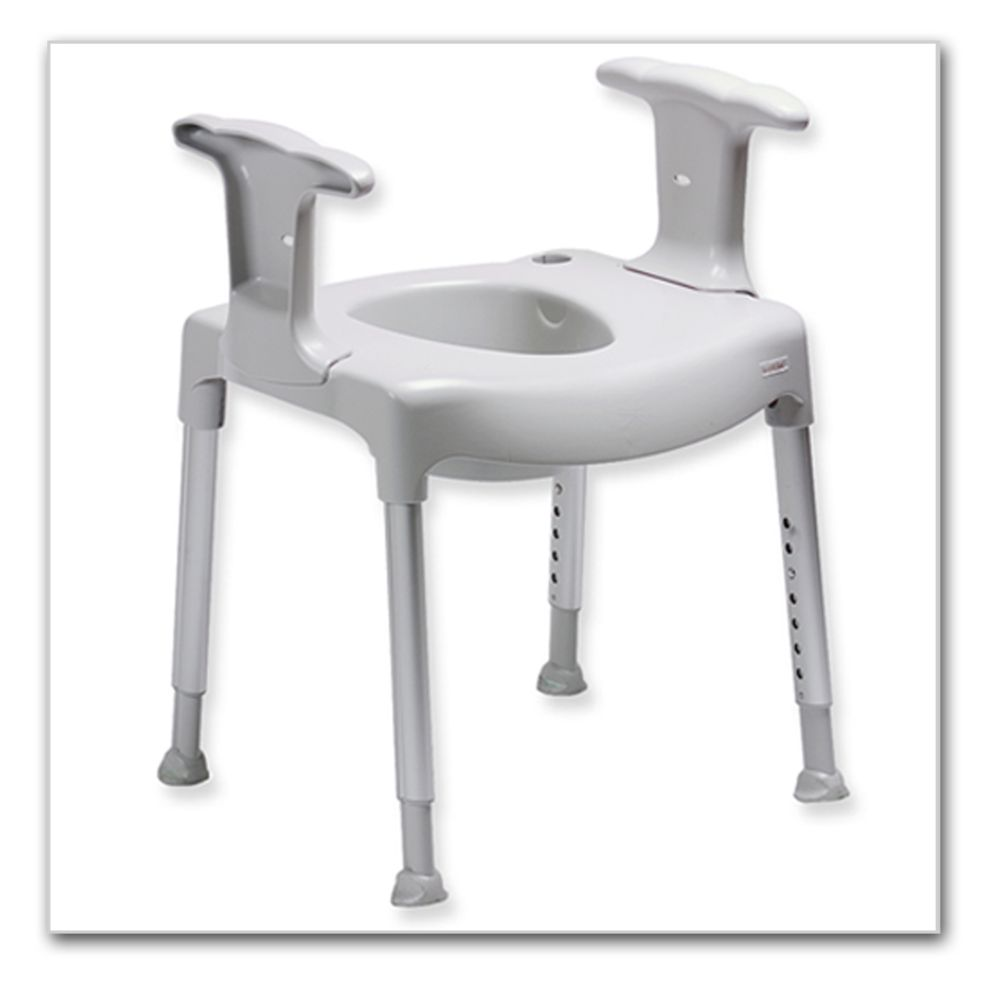 Elevador WC Etac Swift Commode
